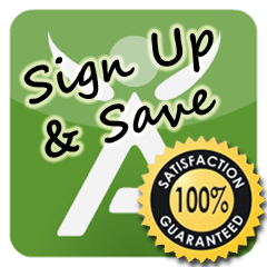 sign up and save with Isagenix