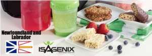 buy Isagenix in Newfoundland and Labrador