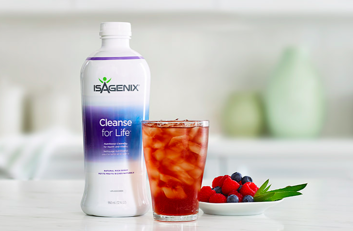 Isagenix products in Canada